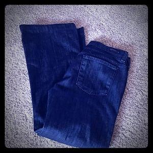 COH Women's Wide Leg Jeans